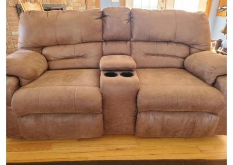 Love Seat Recliner